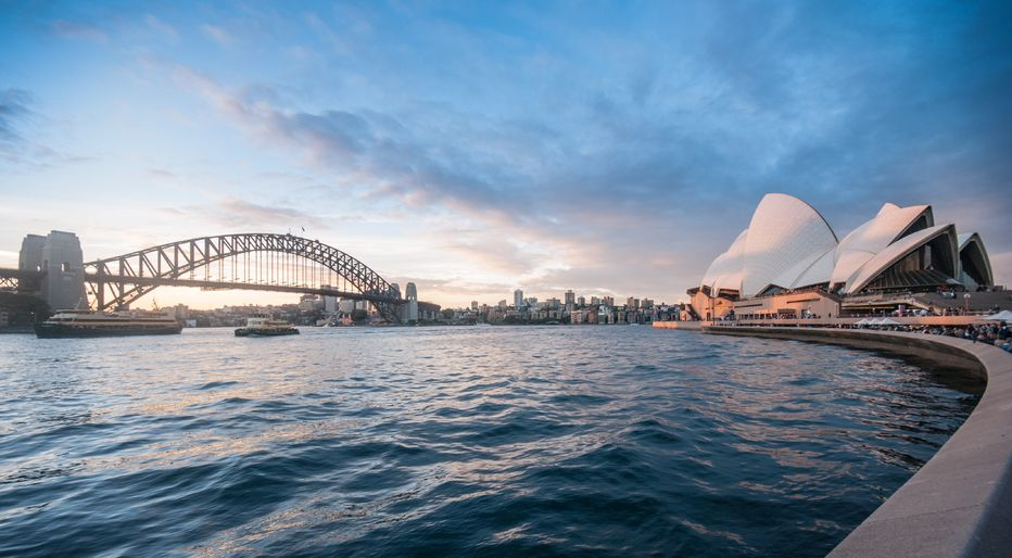 B-11澳洲雪梨-01-001