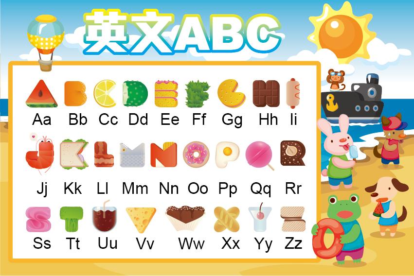 F-05字母ABC-01-002