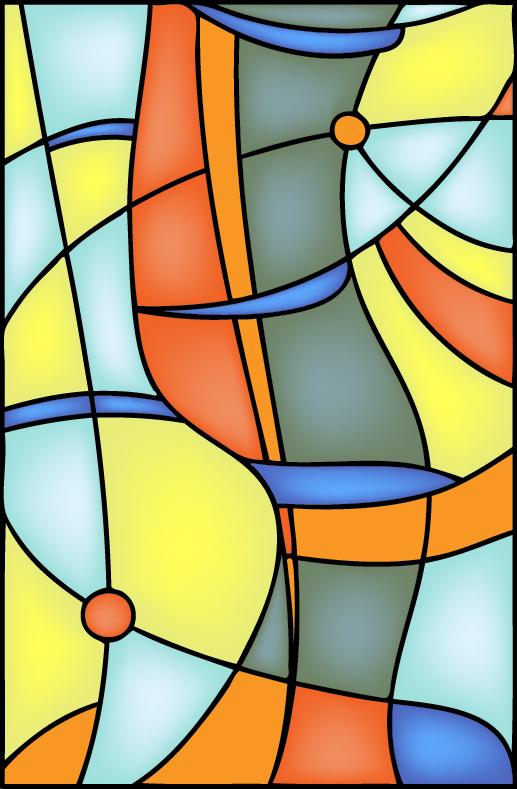 L-02彩繪玻璃-01-009